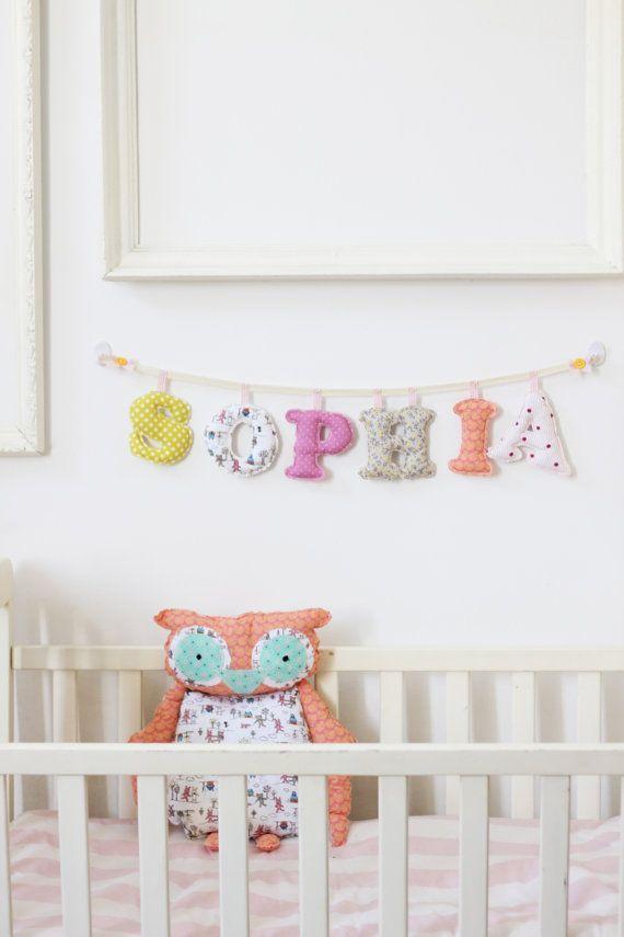 Baby Names For Bedrooms: Inspiration: Kinderzimmer