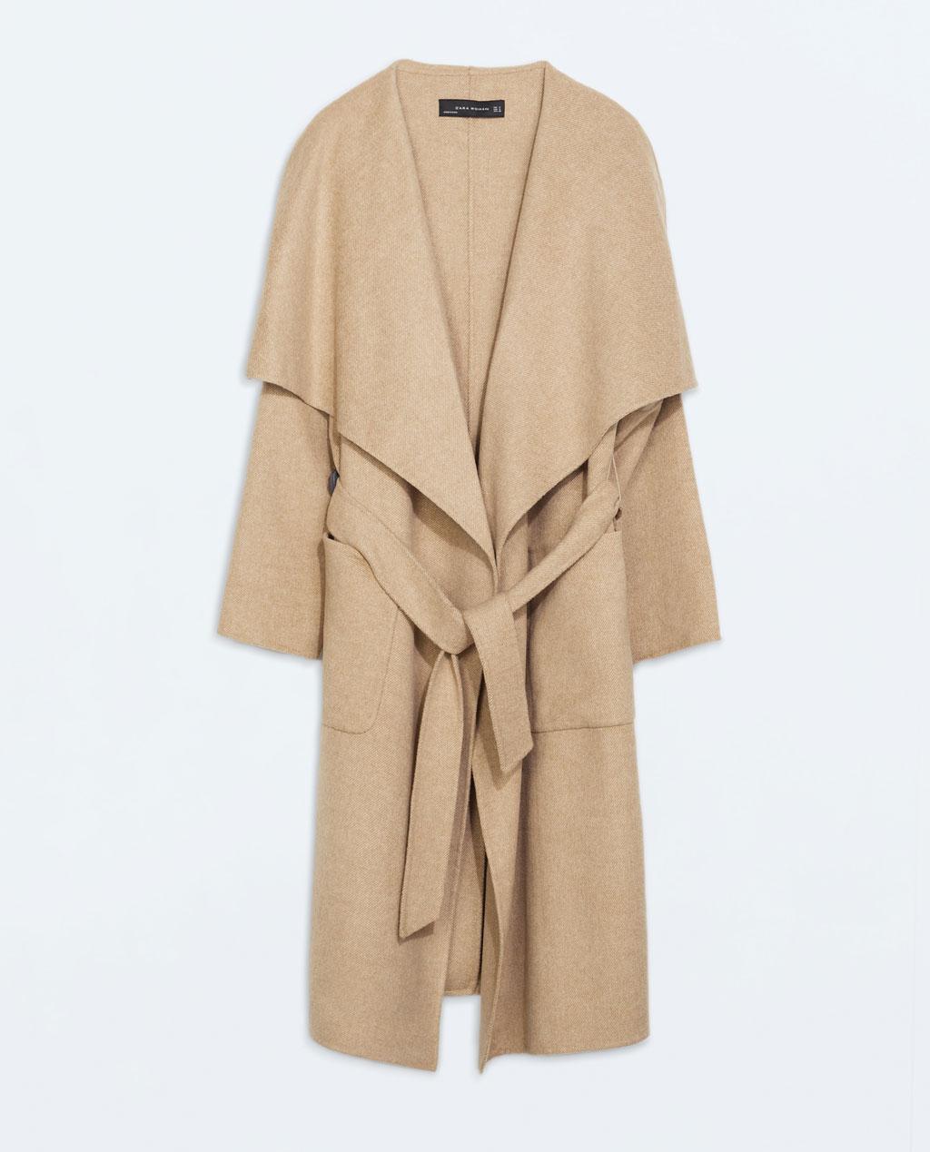 Herbst Mantel
