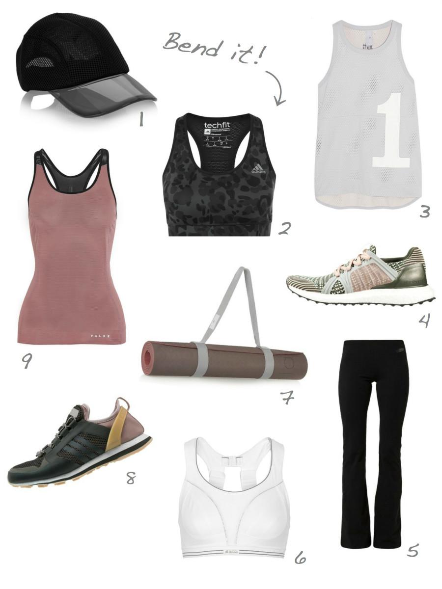 Fitnesskleidung