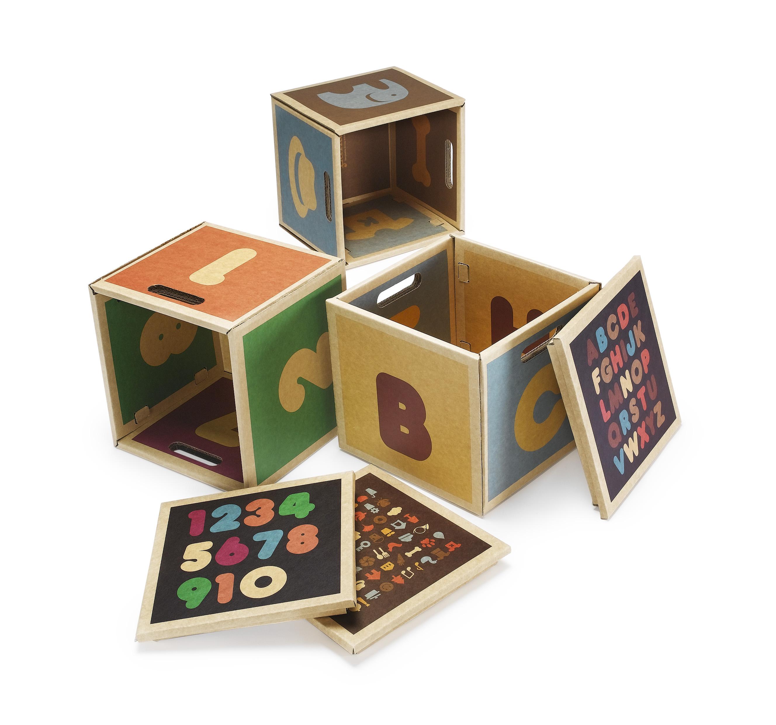 storage boxen von green lullaby mother 39 s finest. Black Bedroom Furniture Sets. Home Design Ideas