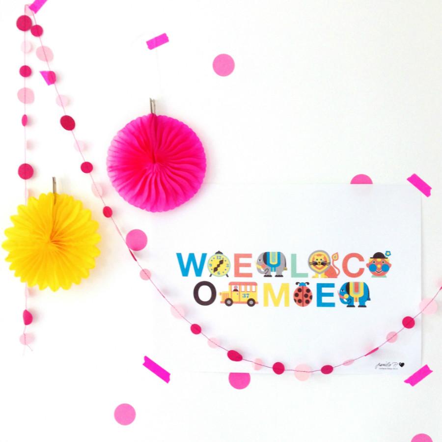 welcome byGraziela2