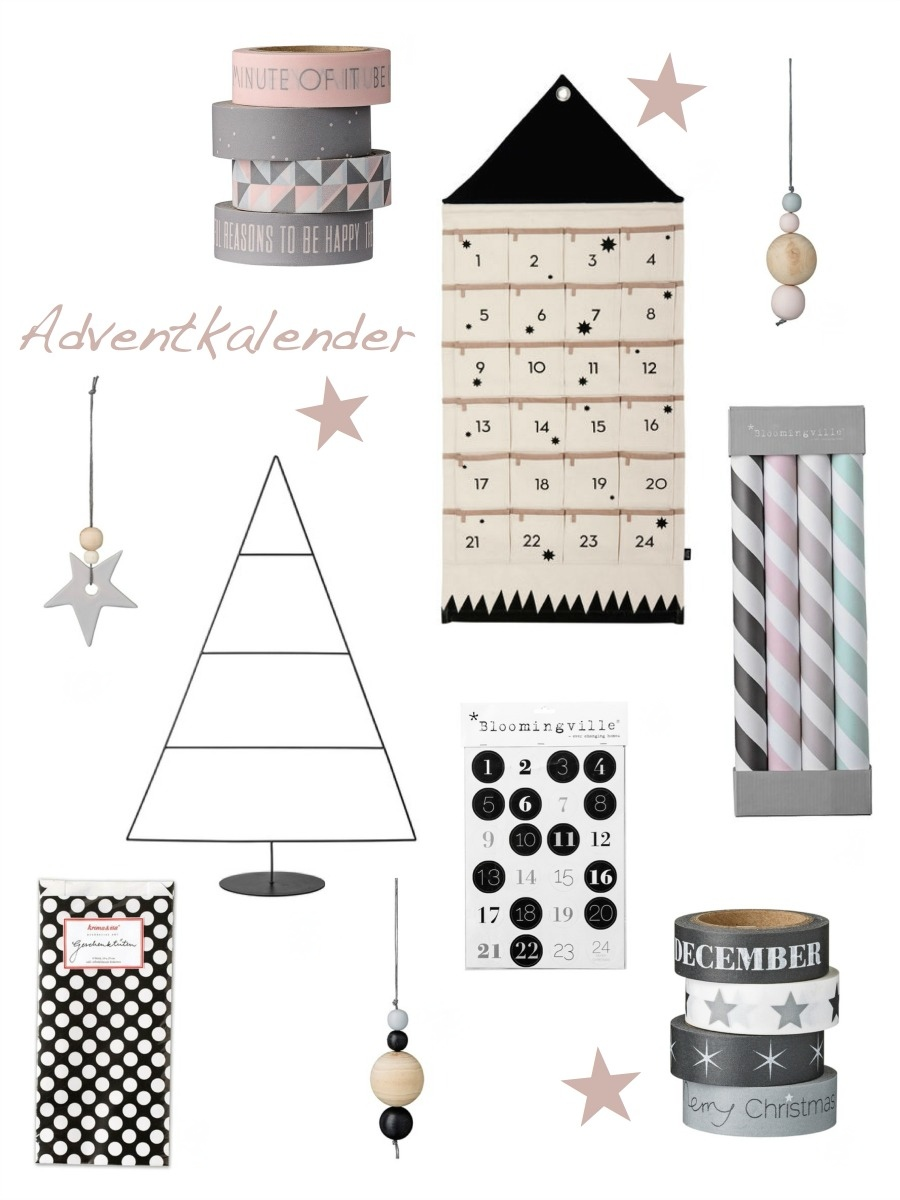 Adventkalender Inspiration