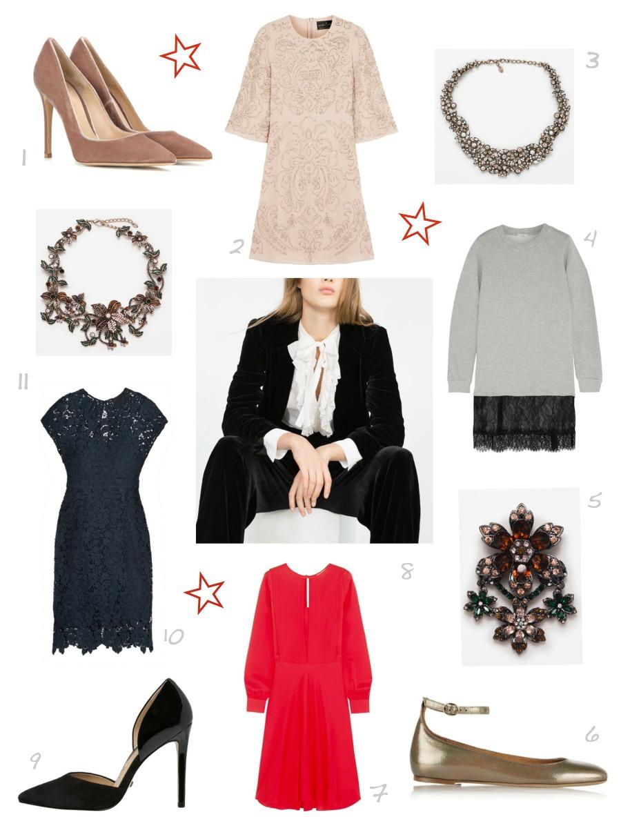 What to wear Weihnachten