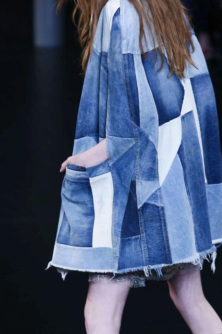 Blue5 Saint Laurent Fashion Show