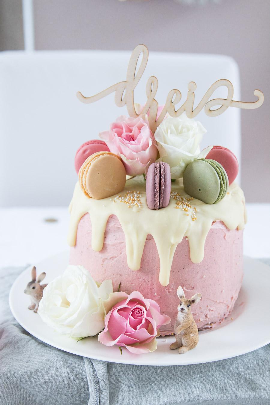 Lemon Torte Cake
