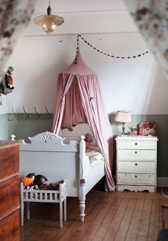 Herbststimmung-Mädchenzimmer