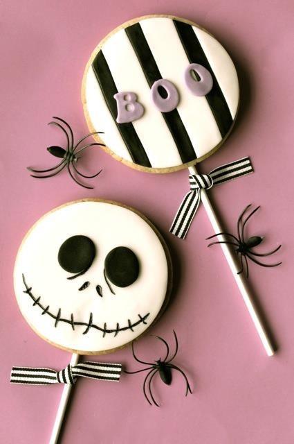 Halloween-Kekse-am-Stiel