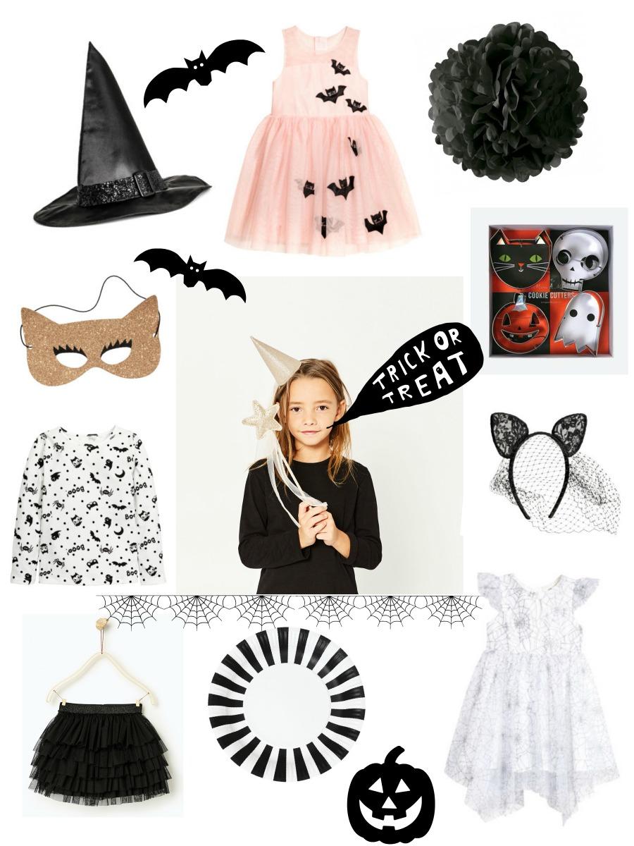 Halloween-Maedchen