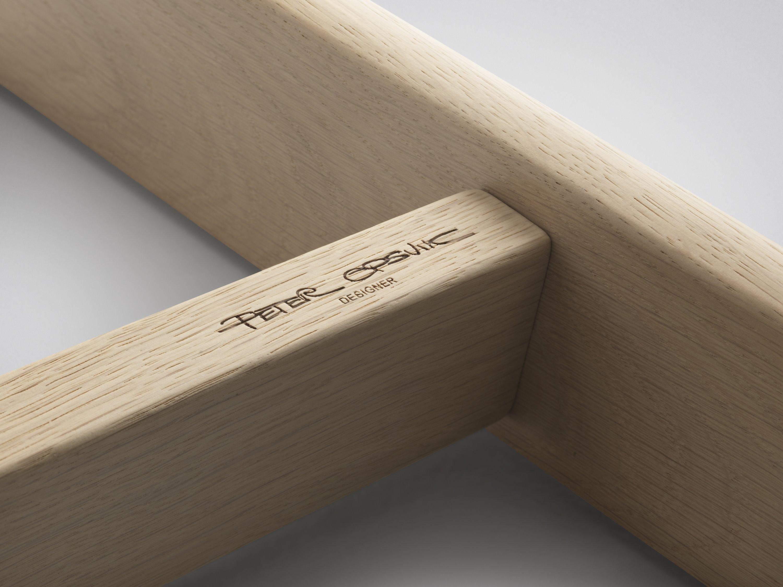 Tripp Trapp® Anniversary Edition Oak White. Detail.