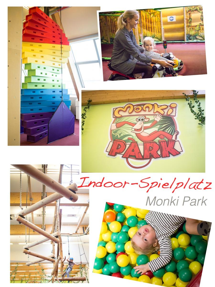 Indoorspielplatz Monki Park