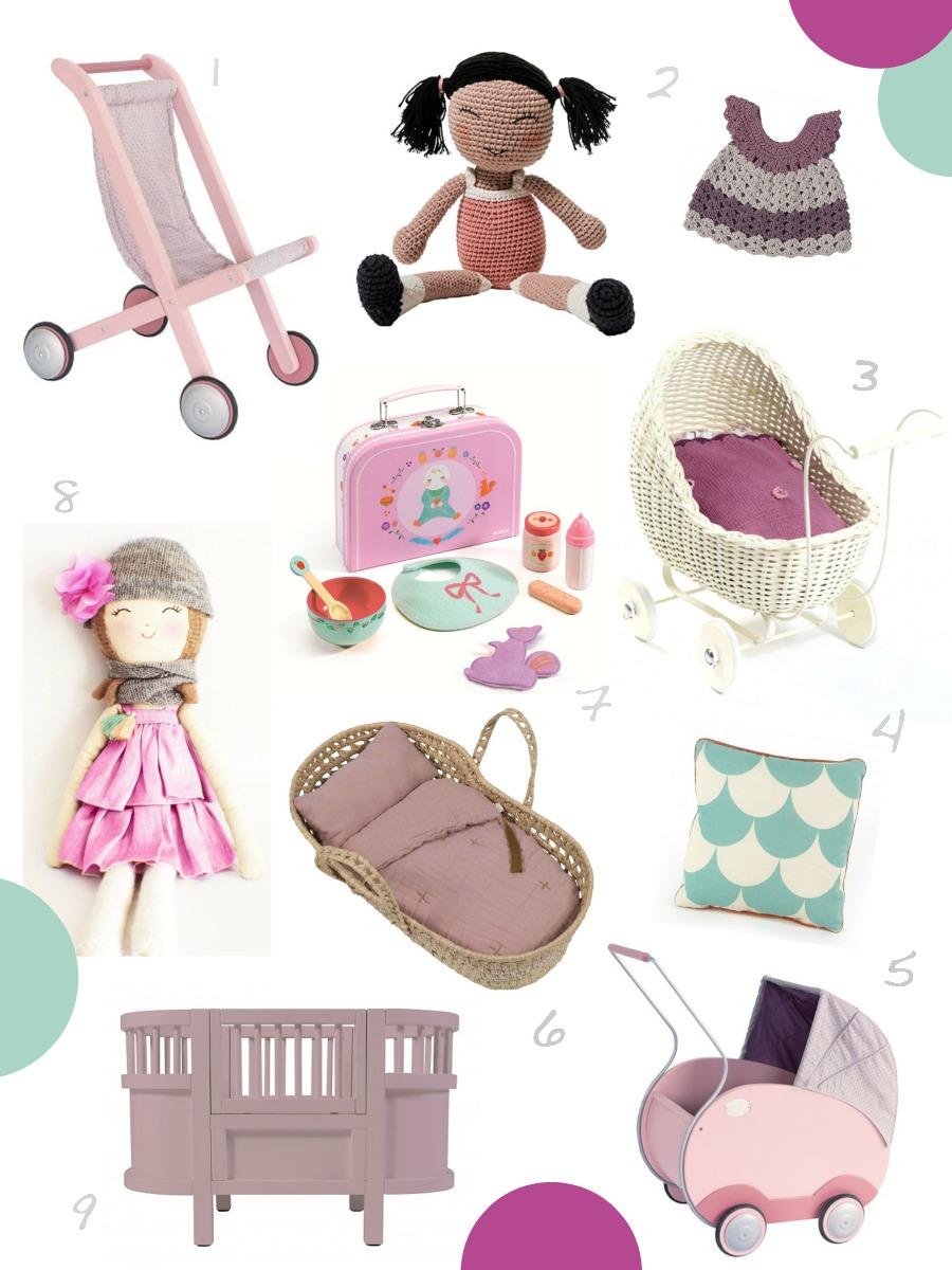 Puppenwaegen und Co 1