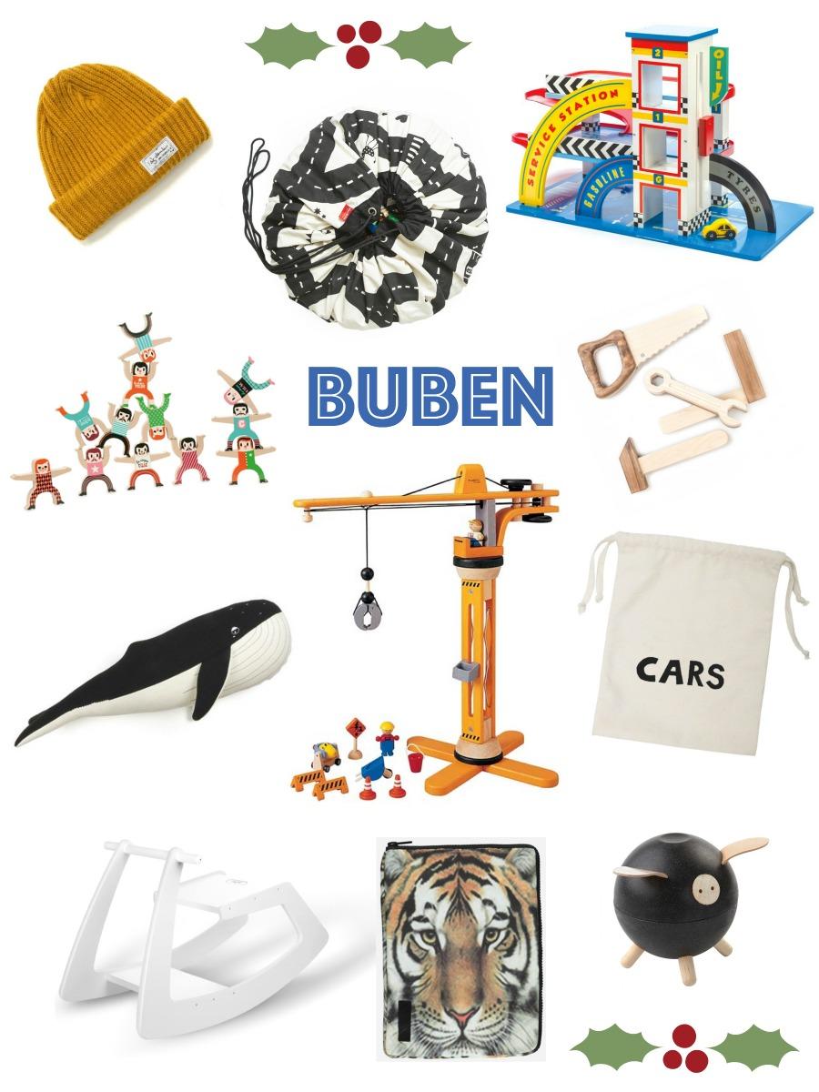 Weihnachtsgeschenke für Buben - Mother\'s Finest