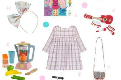 Geschenke für Mädchen zum vierten Geburtstag
