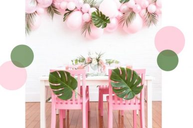 Inspiration: Sommerparty