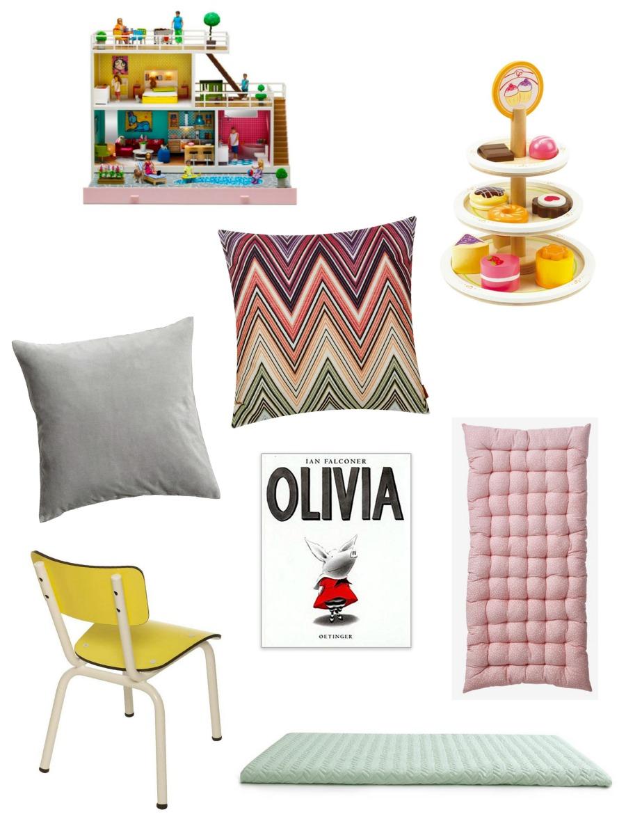 Shop the look kinderzimmer nachstyling mother 39 s finest - Kinderzimmer olivia ...