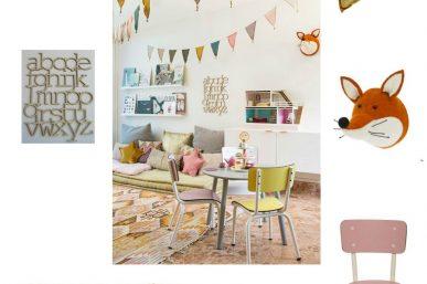 Shop the look – Kinderzimmer-nachstyling