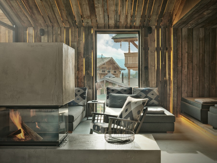 Top 10 der kinderfreundlichen design hotels in europa for Leogang design hotel