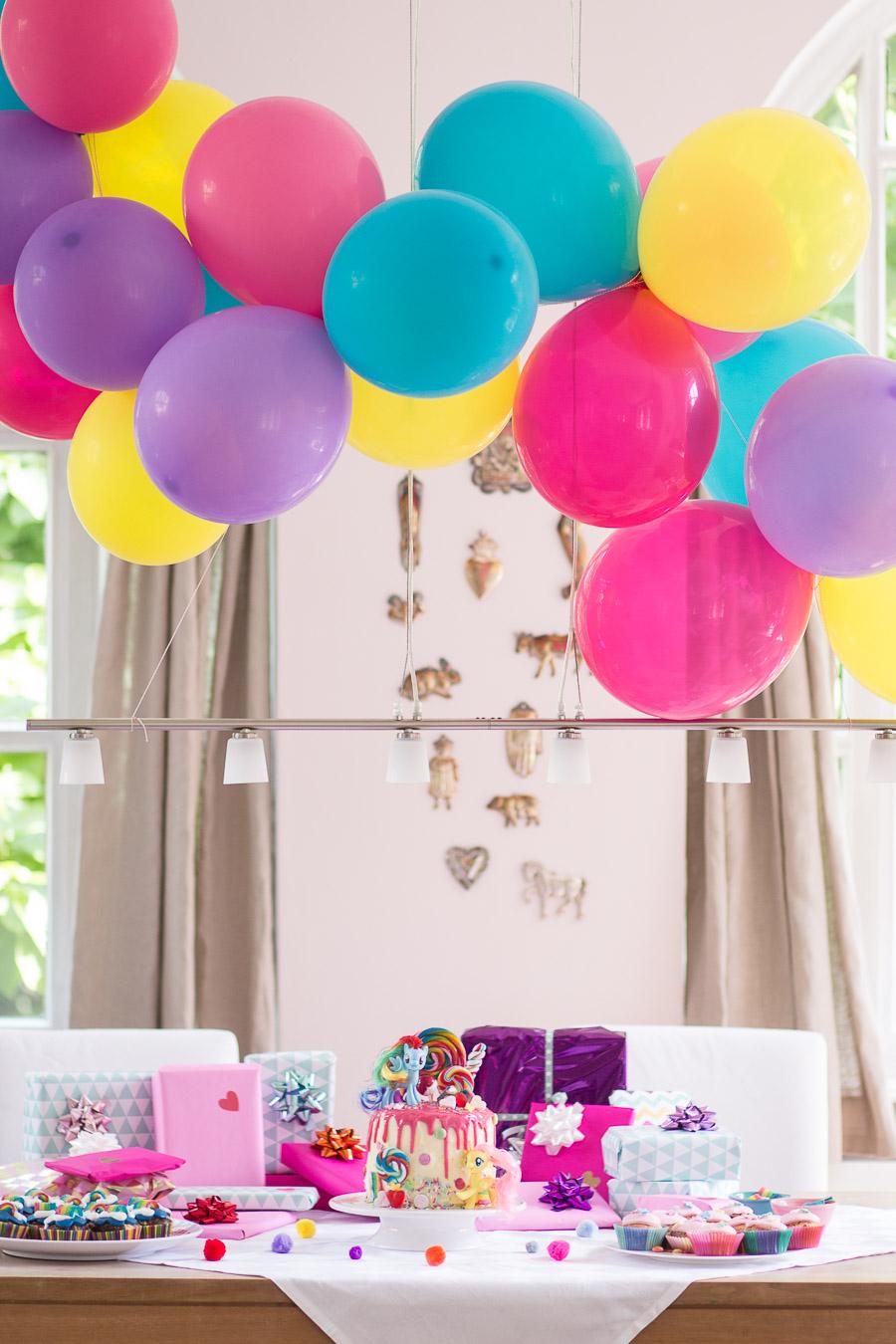 Bunter My Little Pony Geburtstag Mother S Finest