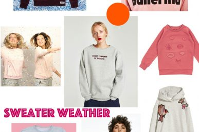Sweater Weather – 8 coole Sweater für Mama