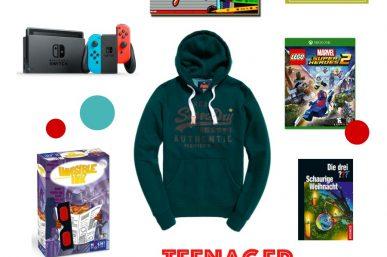 Weihnachten – Geschenke für Teenager
