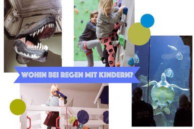Wohin bei Regen mit Kindern in Wien?