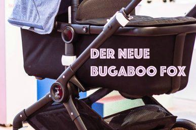 Der neue Bugaboo Fox