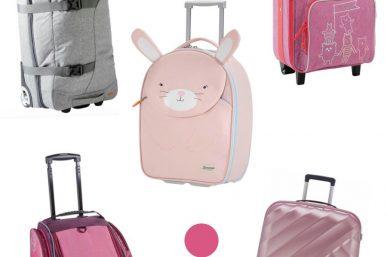 10 Lustige und praktische Kinderkoffer