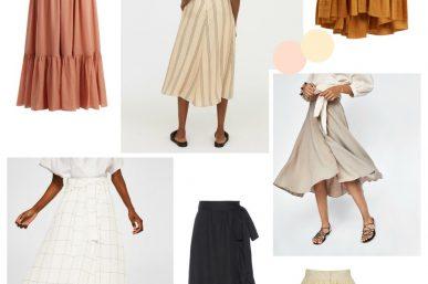 Die schönsten Röcke für den Sommer