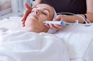 HydraFacial – für glatte und gereinigte Haut