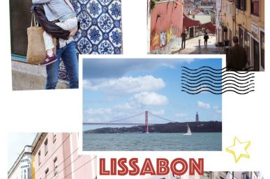 Städtetrip – Lissabon mit Kindern