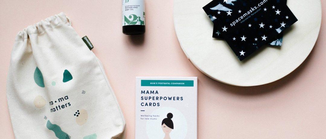 Mama Matters – die Goodiebox für werdende Mütter