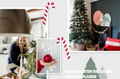 Weihnachten bei den Profis: Karin Graf-Kaplaner/Jubeltage