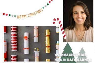 Weihnachten bei den Profis – Nadja Rathmanner/Partymoments