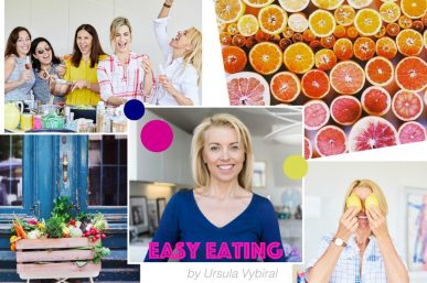 Easy Eating – Interview mit Ernährungscoach Ursula Vybiral