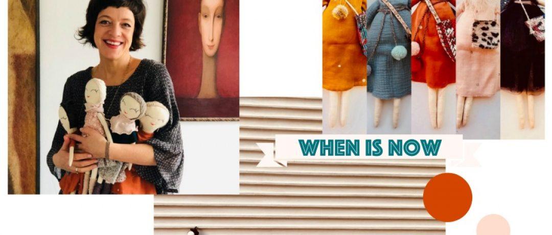When is now – handgemachte Puppen aus Österreich