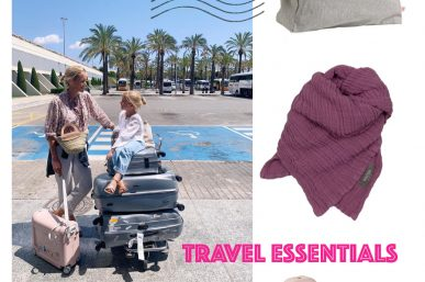 Travel Essentials – die Mother's Finest Reisebegleiter