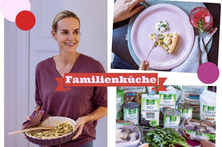 Familienküche – Rezepte mit Produkten von SPAR Vital