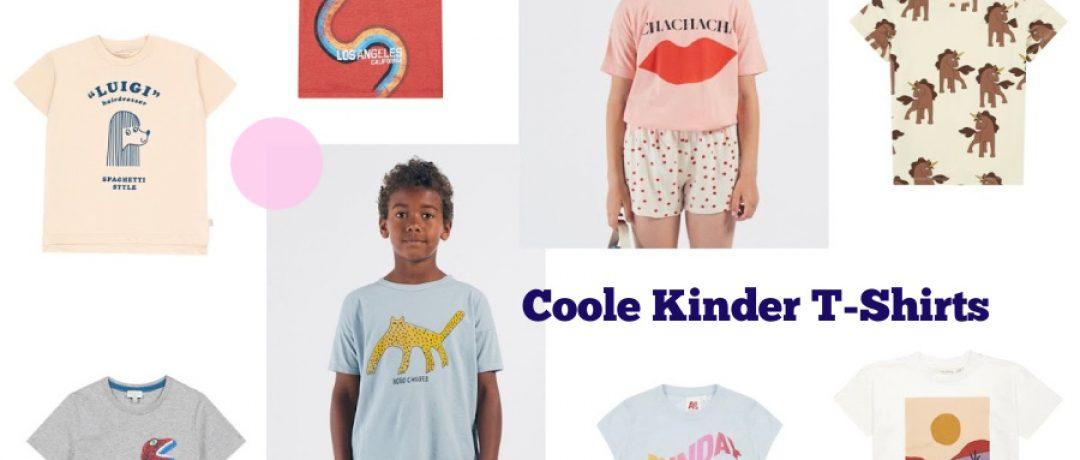 Coole Kinder T-Shirts
