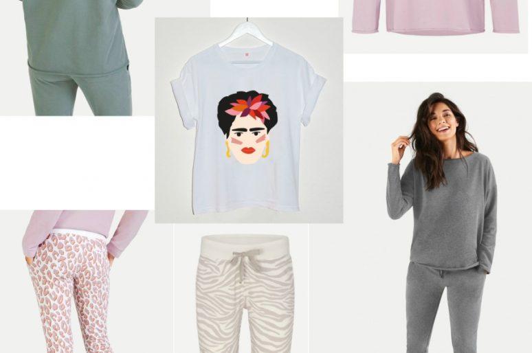 Chice und bequeme Mode für zu Hause