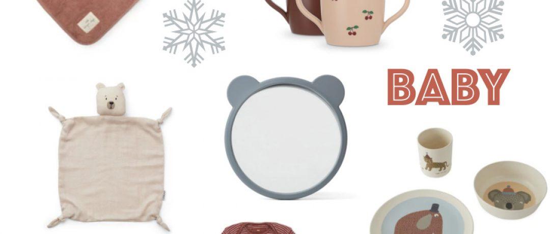 Weihnachtsgeschenke fürs Baby