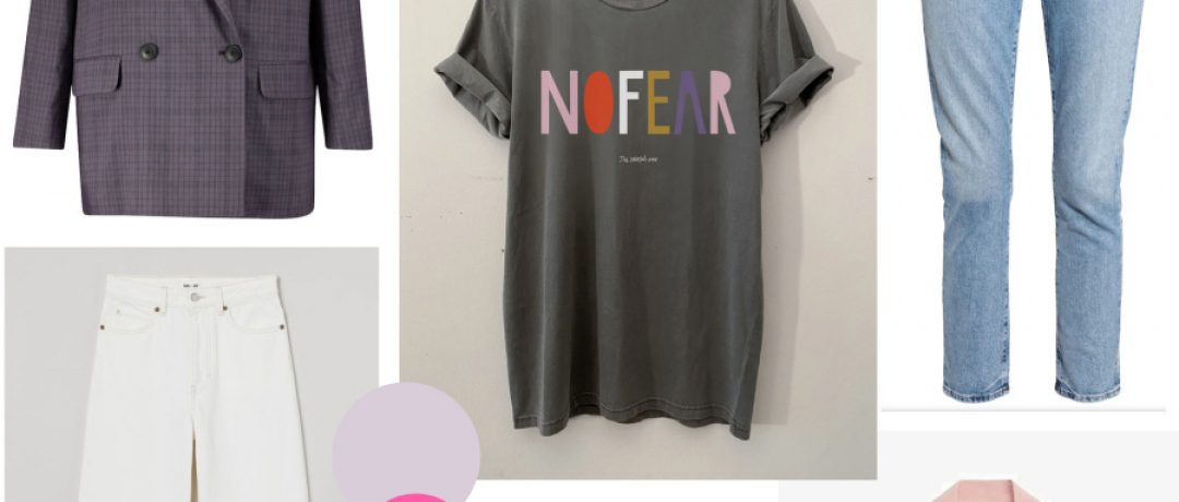 Outfit-Kombinationen: NO FEAR T-Shirt